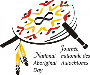 National Aboriginal Day logo