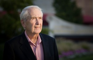 Photo of Frank McCourt, Courtesy of Kent Meireis Photography Blog