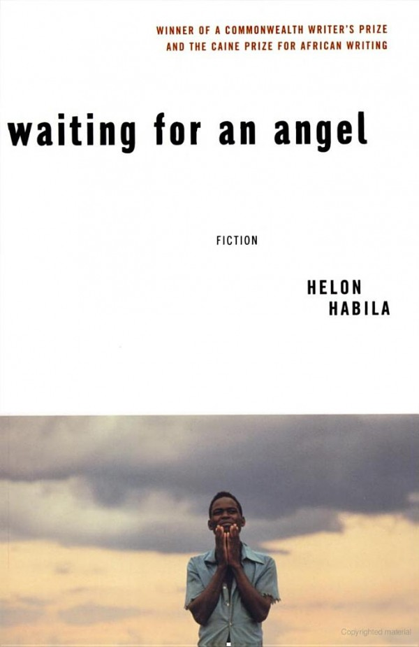 "Helon Habila's novel ""Waiting for an Angel"""