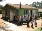 The Greenhouse Preschool in the Kibera slum, Nairobi, Kenya. The school aims to improve the quality of life for disabled children in the neighbourhood. Photo courtesy Deaf Aid