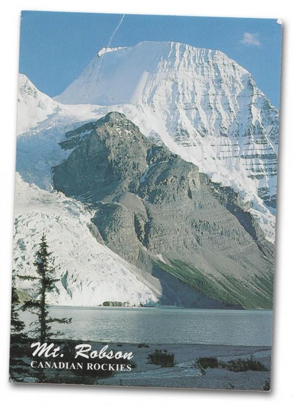 Postcard from Jasper - Front