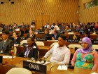 Delegates at the Unesco Youth Forum in Paris are articulating a completely new worldview. Photo by Siena Anstis.