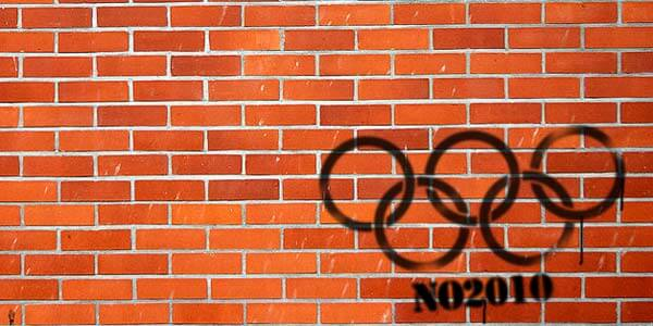 No2010 Graffiti. Photo illustration by Graham F. Scott.