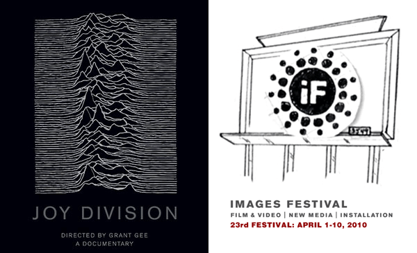 "Tell us your favourite Joy Division song to win two tickets to Friday's screening of ""Joy Division"" from Images Festival."