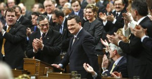 Jim Flaherty, post 2009 budget