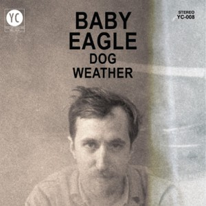 Cover of Baby Eagle's new album