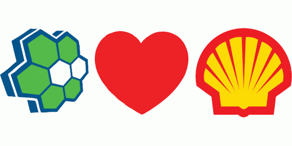 Canwest Hearts Shell
