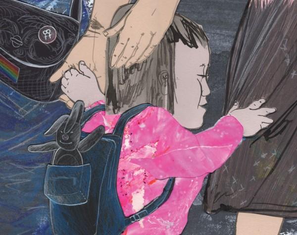 Illustration by Sylvia Nickerson
