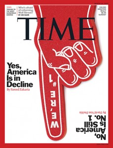 Time Magazine, March 14, 2011