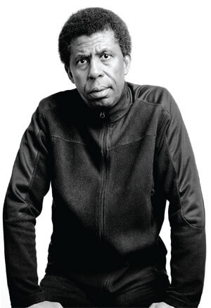Dany Laferrière. Photo by Karen Bambonye.