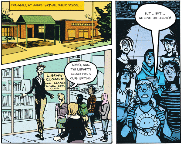 This In The Fight For Better Literacy Comic Books Are Teachers Secret Weapon