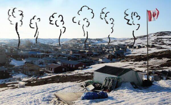 A new public awareness campaign aims to cut Nunavut's sky-high smoking rates.