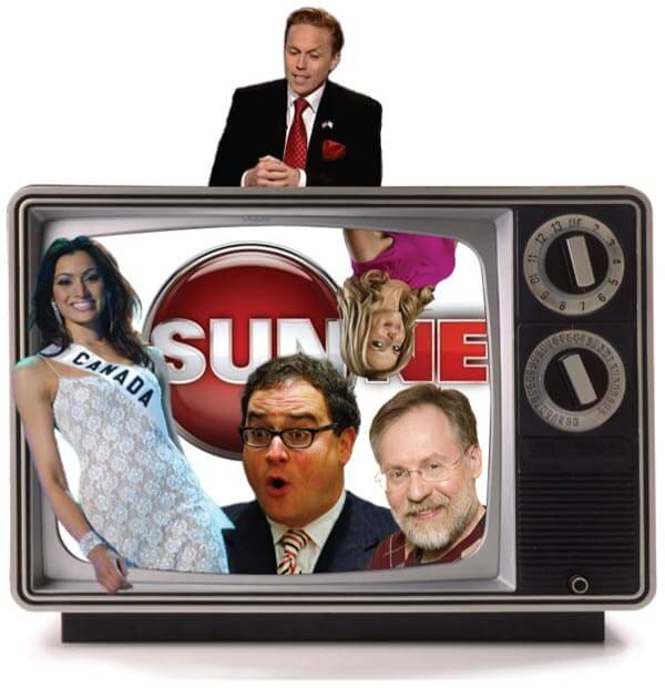 The Sun News Network Cavalcade of Whimsy