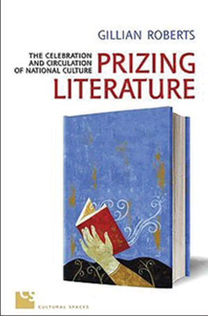 Cover of Gillian Roberts' Prizing Literature