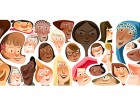 Google doodle for International Women's Day 2013, Photo: Google