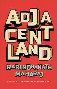 Maharaj_Adjacentland_cover02_alt.indd